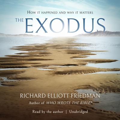 The Exodus Audiobook, by Richard Elliott Friedman
