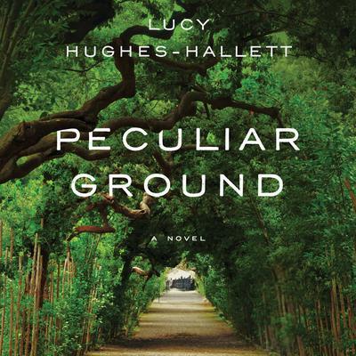 Peculiar Ground: A Novel Audiobook, by Lucy Hughes-Hallett