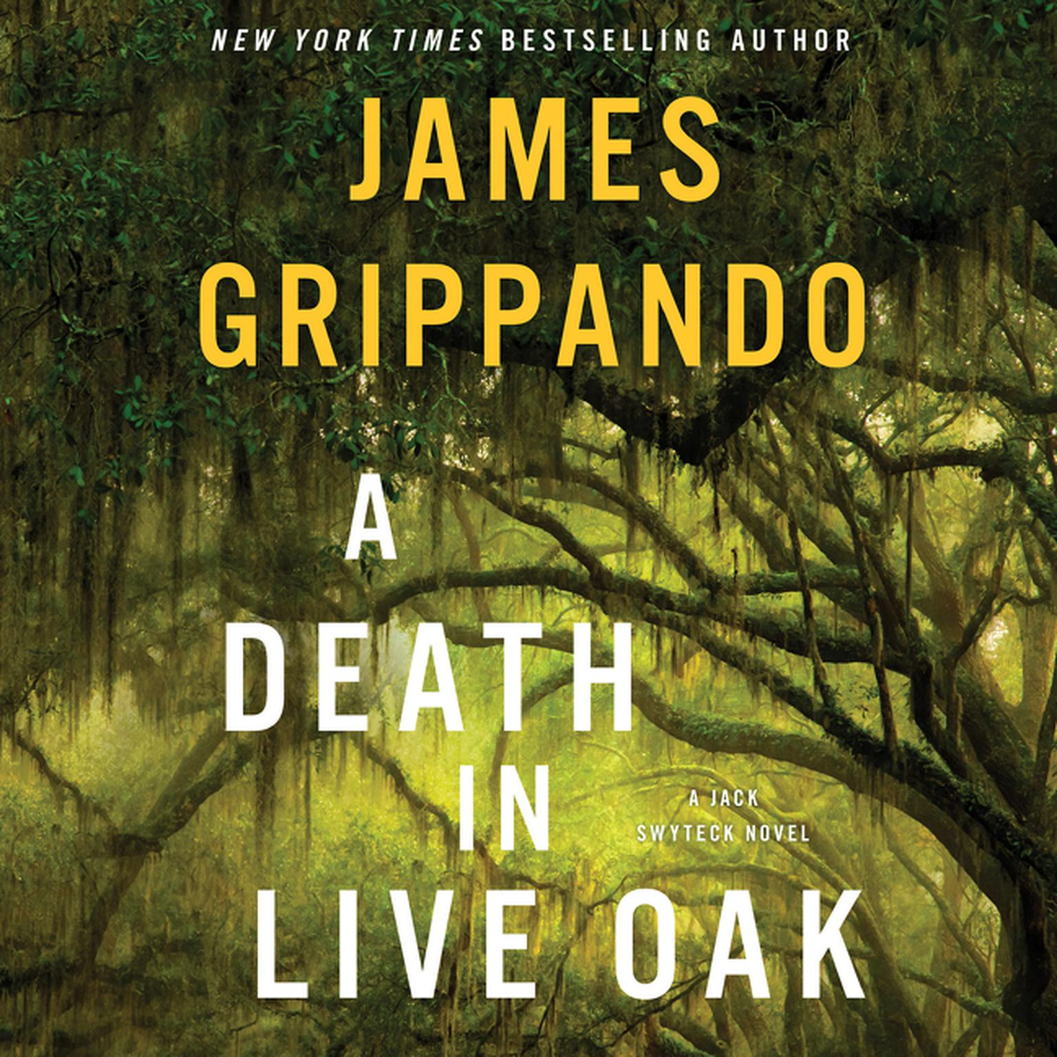 Printable A Death in Live Oak: A Jack Swyteck Novel Audiobook Cover Art