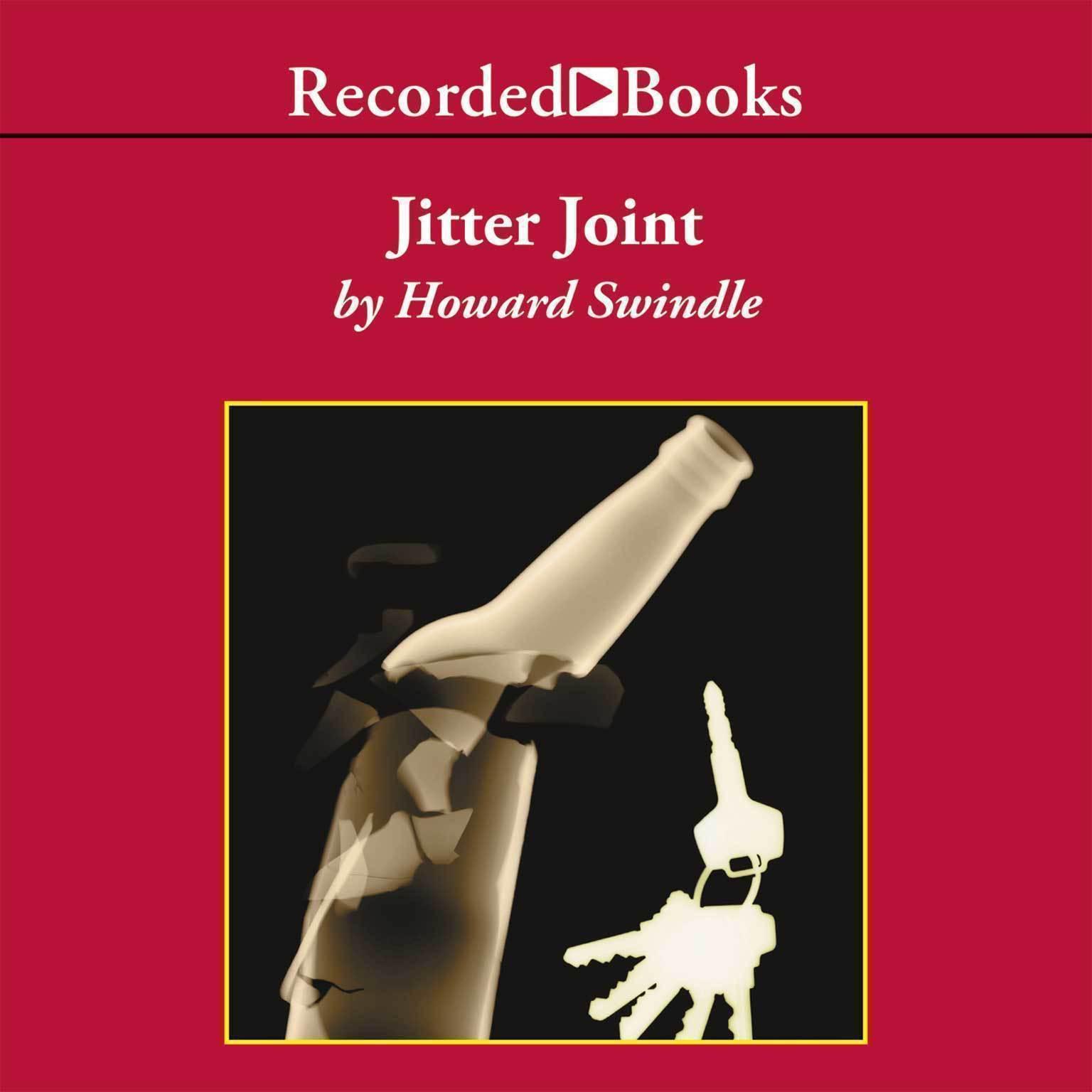 Printable Jitter Joint: A Novel of Suspense Audiobook Cover Art