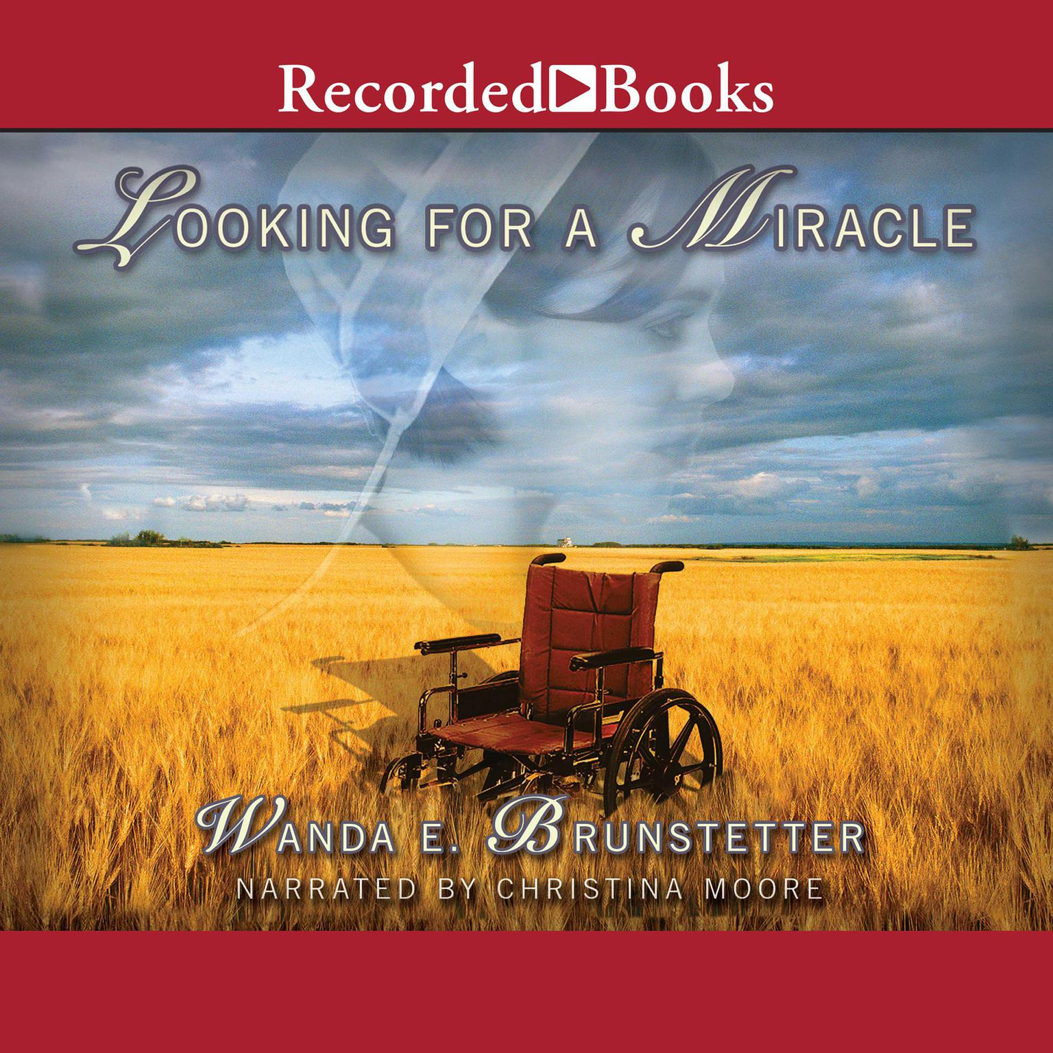Printable Looking for a Miracle Audiobook Cover Art