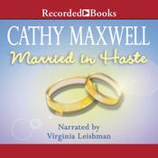 Married in Haste Audiobook, by Cathy Maxwell