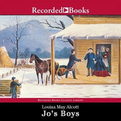 Jos Boys Audiobook, by Louisa May Alcott