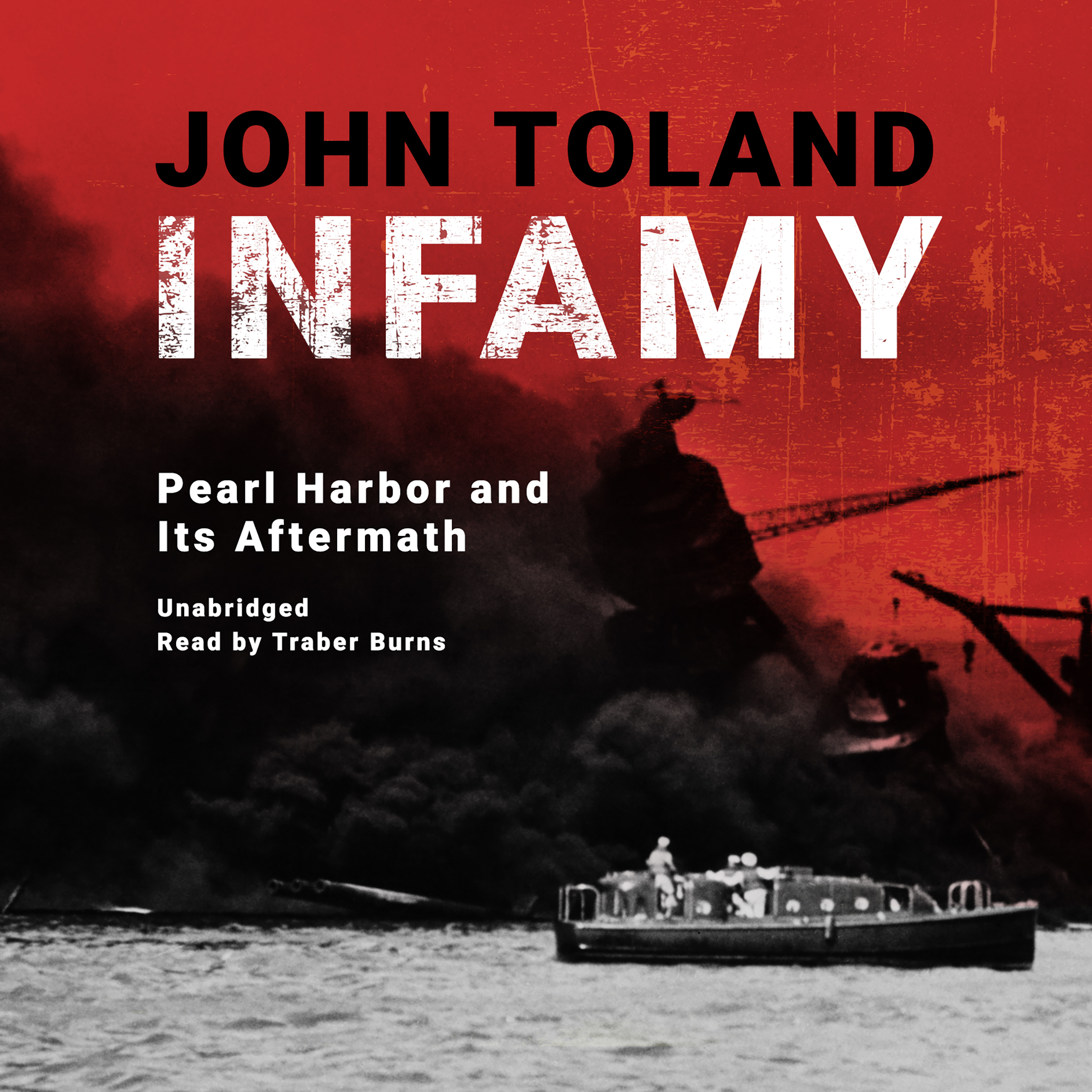 Printable Infamy: Pearl Harbor and Its Aftermath Audiobook Cover Art