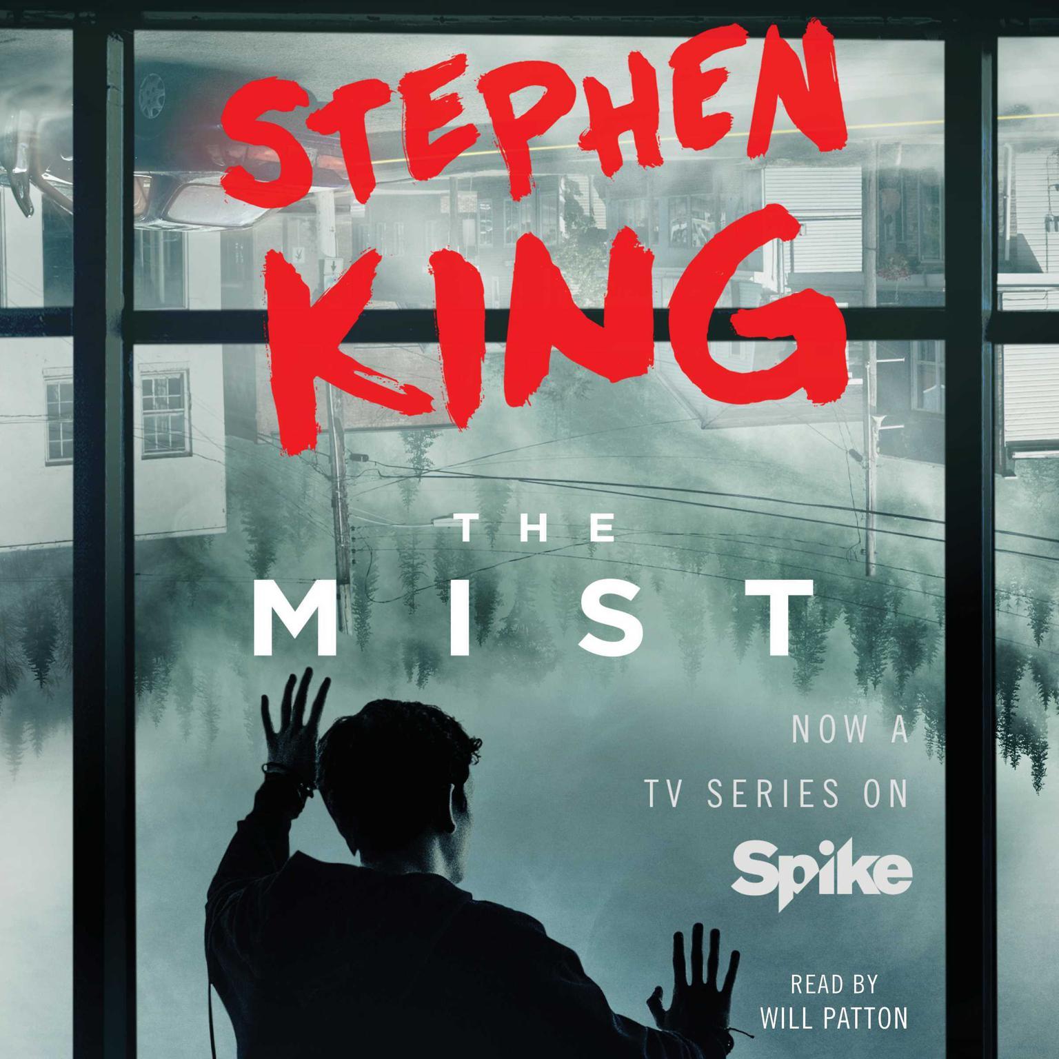 Printable The Mist Audiobook Cover Art