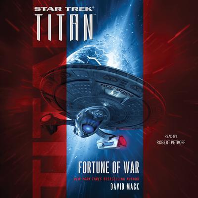 Titan: Fortune of War: Fortune of War Audiobook, by David Mack