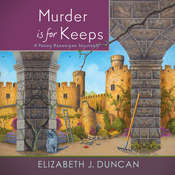 Murder is for Keeps Audiobook, by Elizabeth J. Duncan