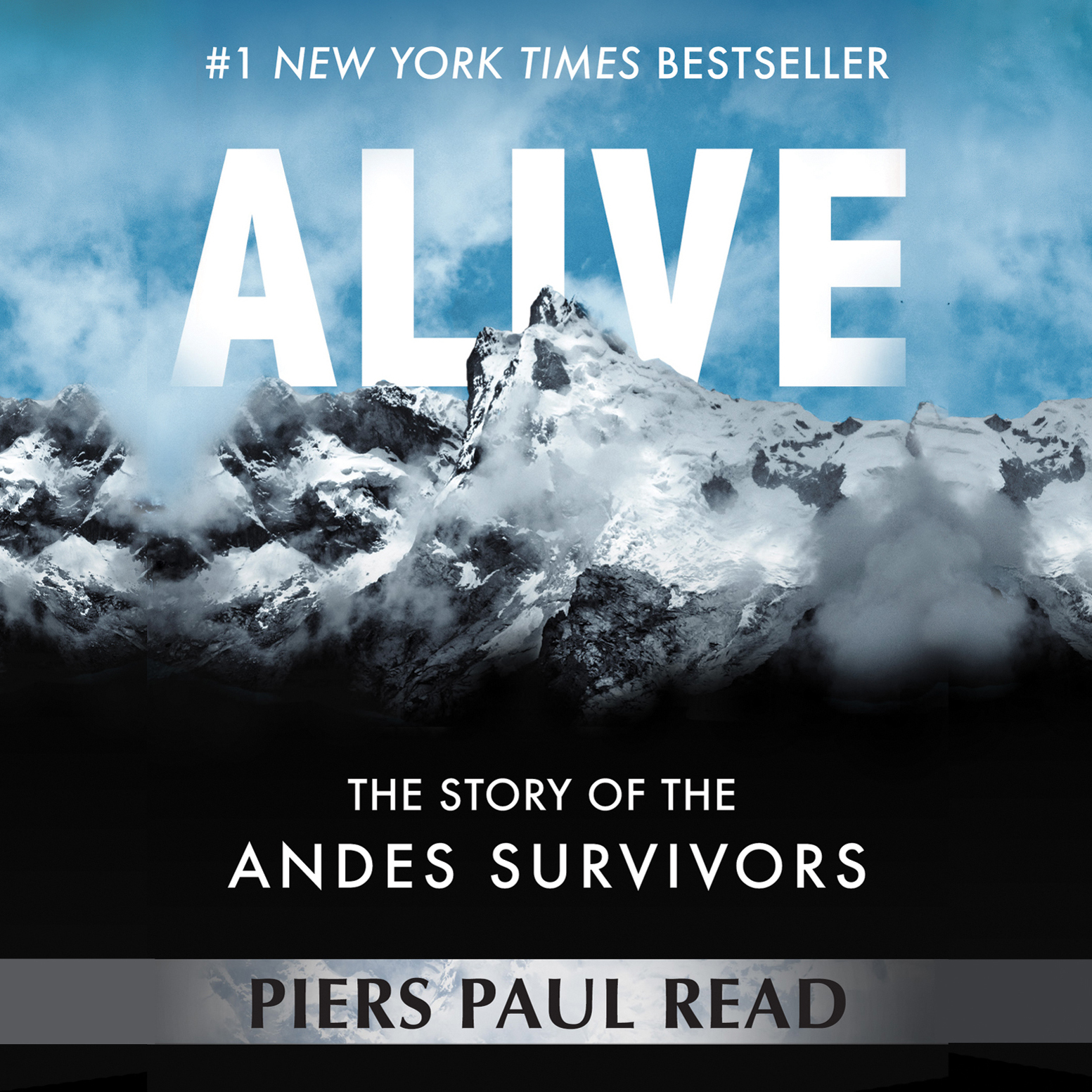 Printable Alive: The Story of the Andes Survivors Audiobook Cover Art