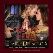 The Crusader's Heart Audiobook, by Claire  Delacroix