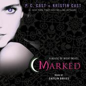 Marked Audiobook, by P. C. Cast, Kristin Cast