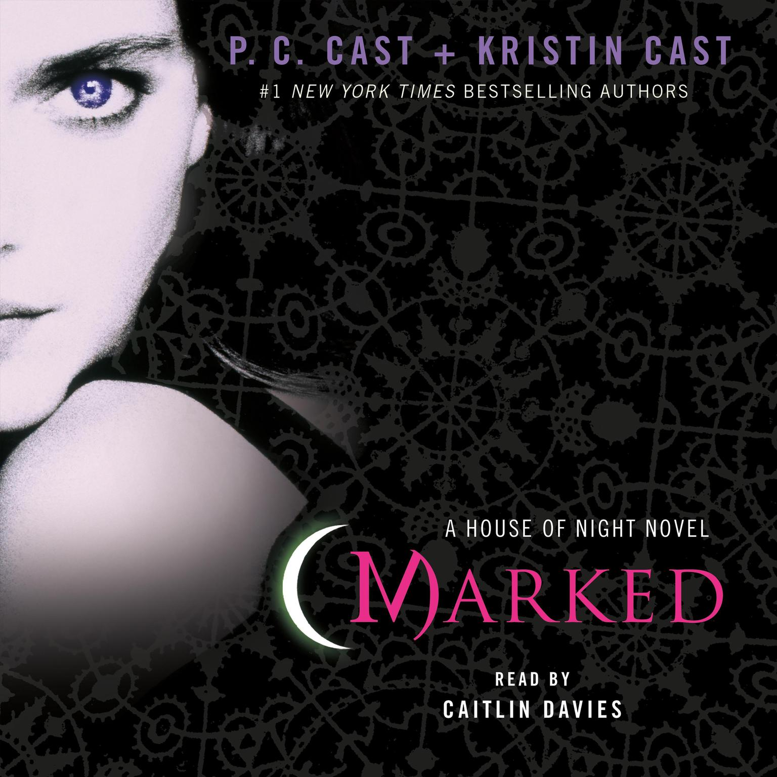 Printable Marked: A House of Night Novel Audiobook Cover Art
