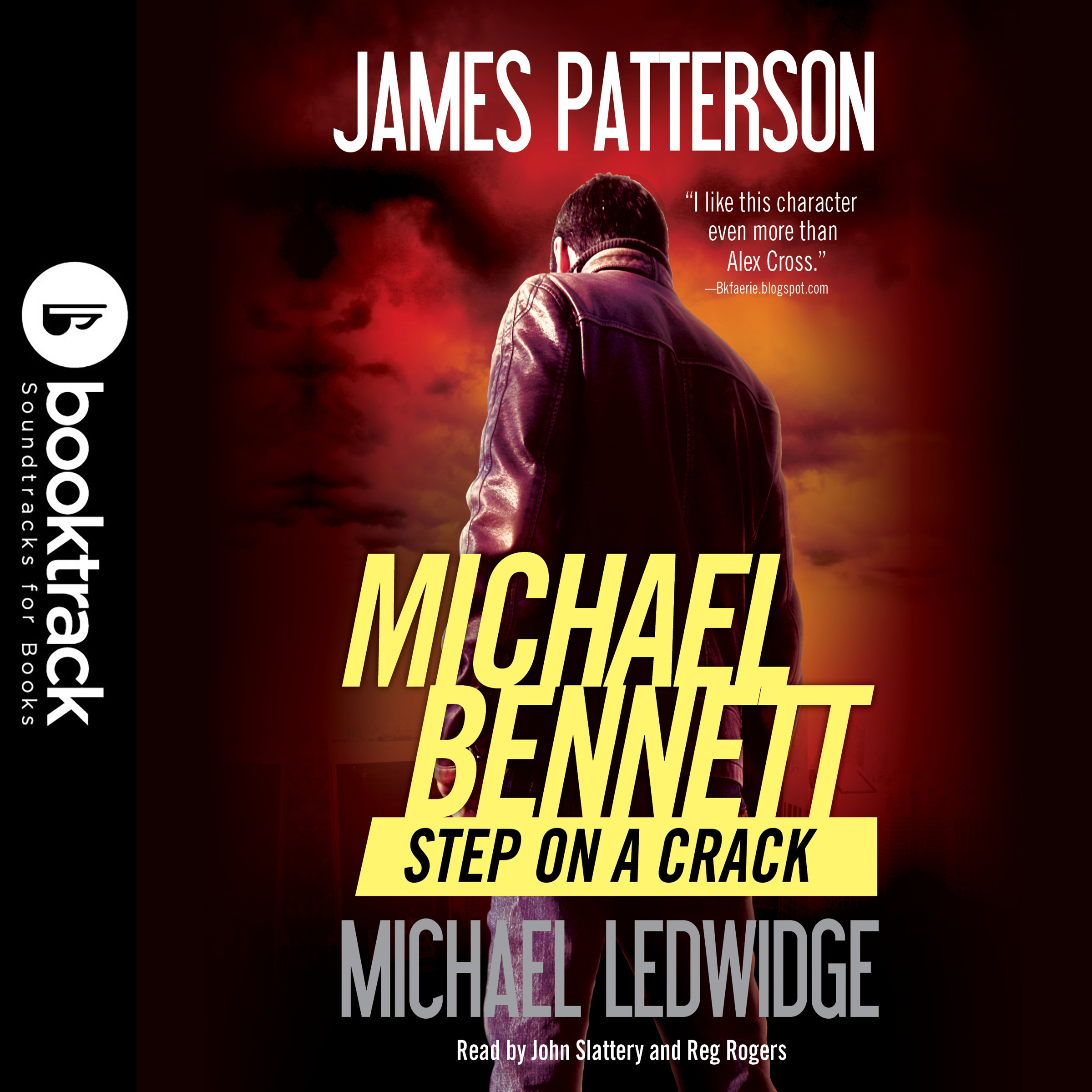 Printable Step on a Crack: Booktrack Edition Audiobook Cover Art