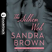 The Silken Web: Booktrack Edition Audiobook, by Sandra Brown