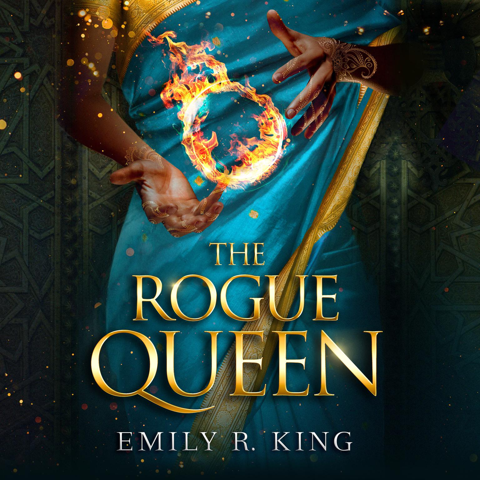 The Rogue Queen Audiobook, by Emily R. King