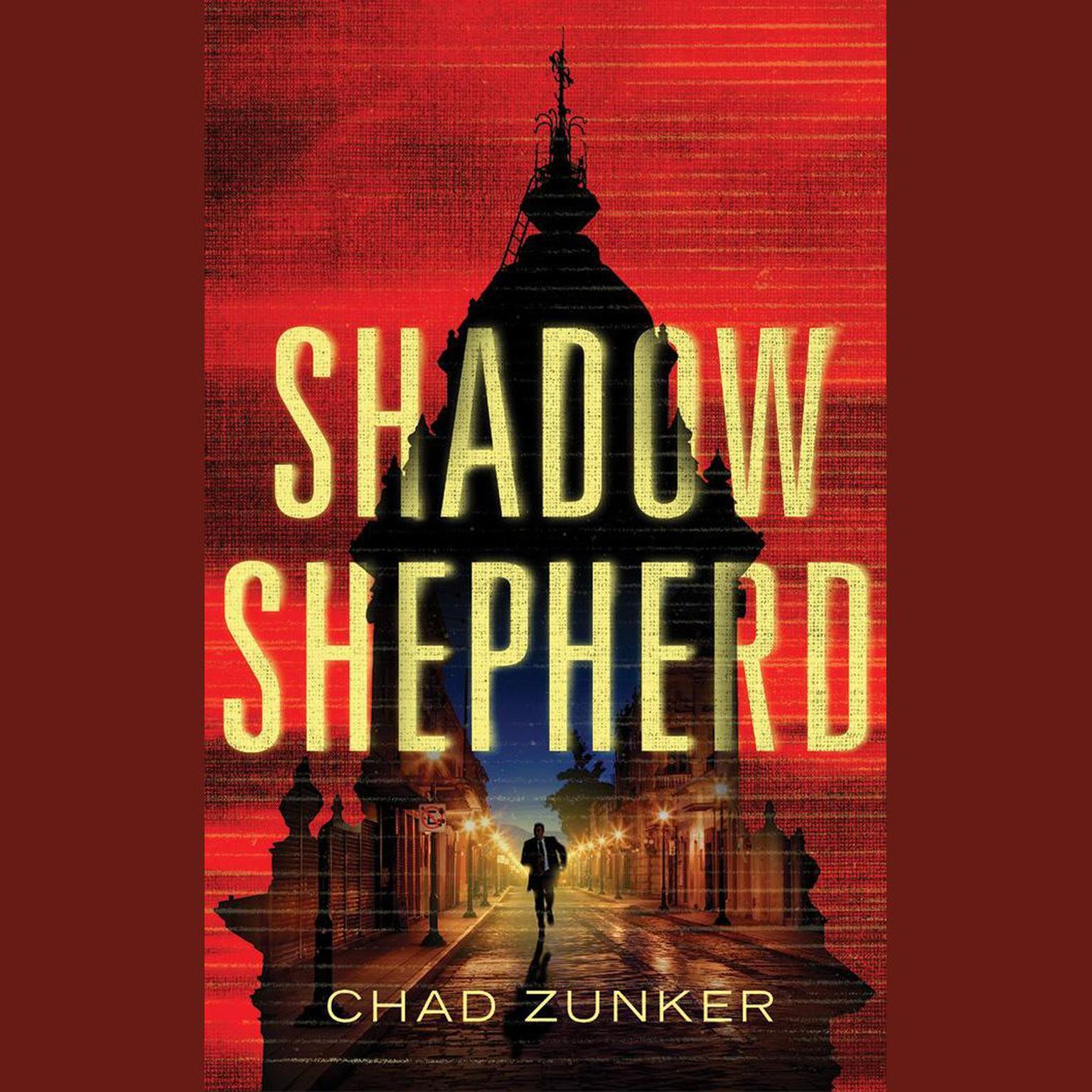 Shadow Shepherd Audiobook, by Chad Zunker