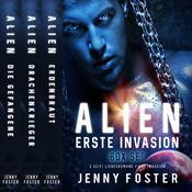 Erste Invasion (Alien Sammlung) Audiobook, by Jenny Foster