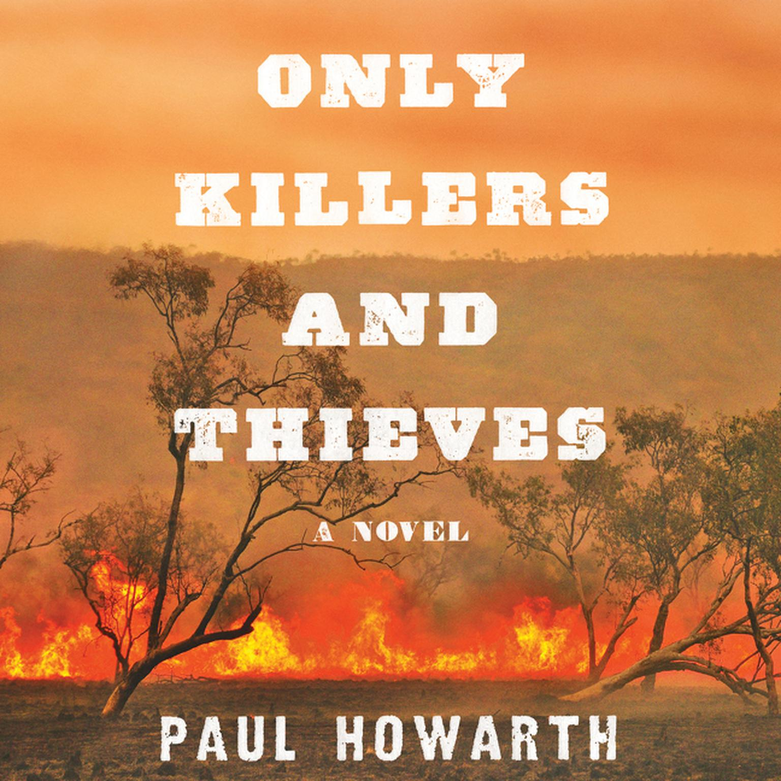 Printable Only Killers and Thieves: A Novel Audiobook Cover Art