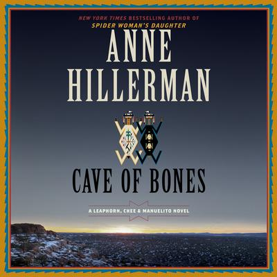 Cave of Bones: A Leaphorn, Chee & Manuelito Novel Audiobook, by