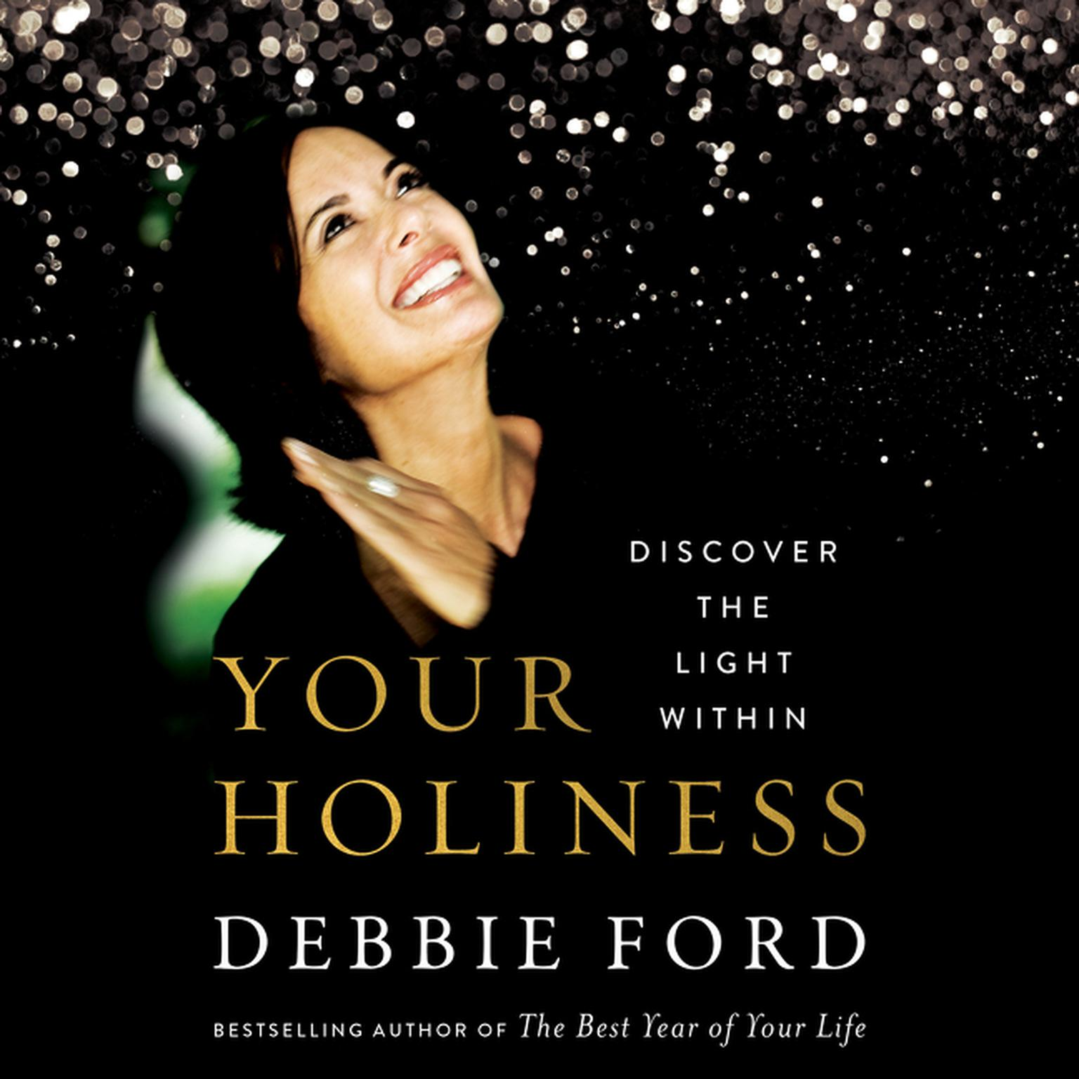 Printable Your Holiness: Discover the Light Within Audiobook Cover Art