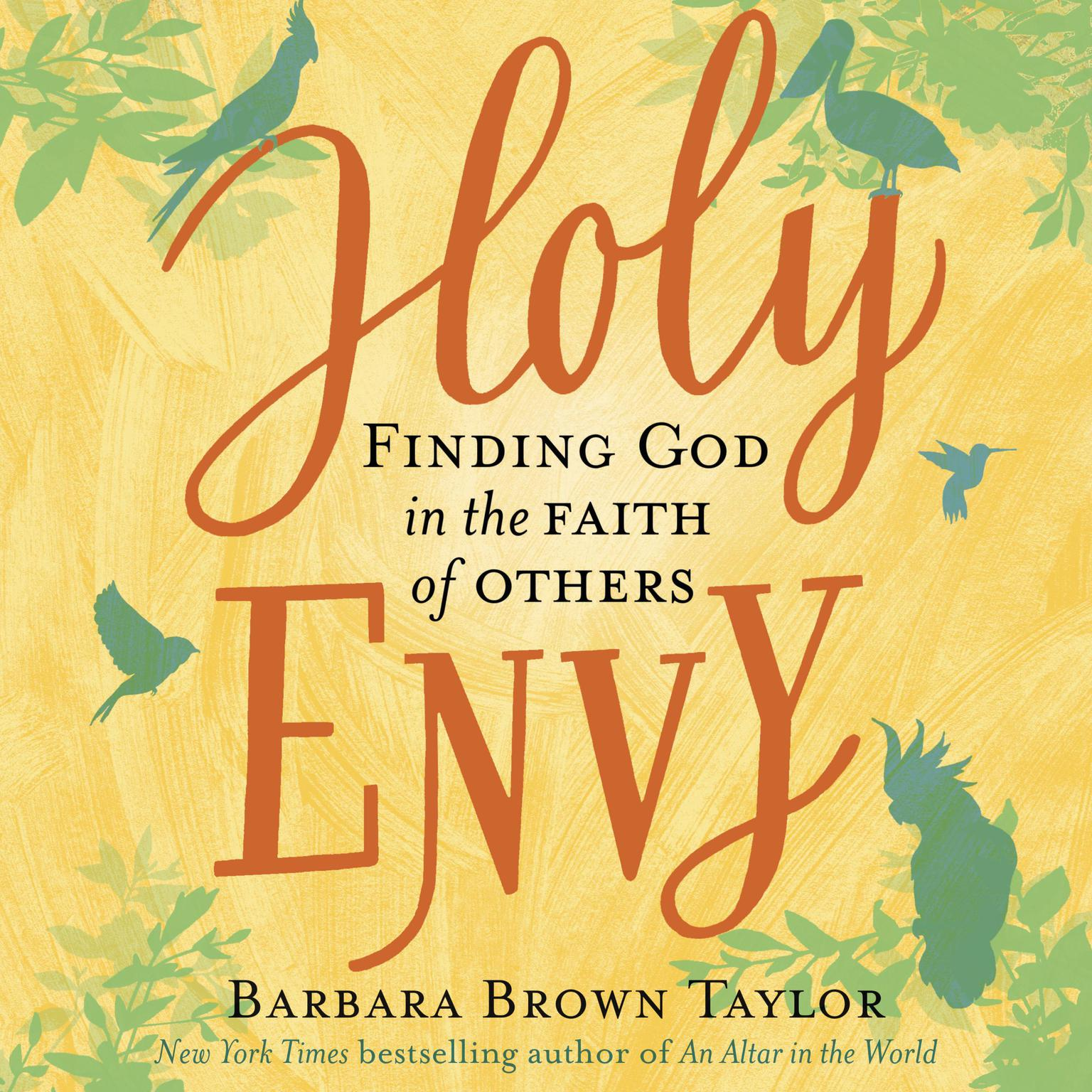 Printable Holy Envy: Finding God in the Faith of Others Audiobook Cover Art
