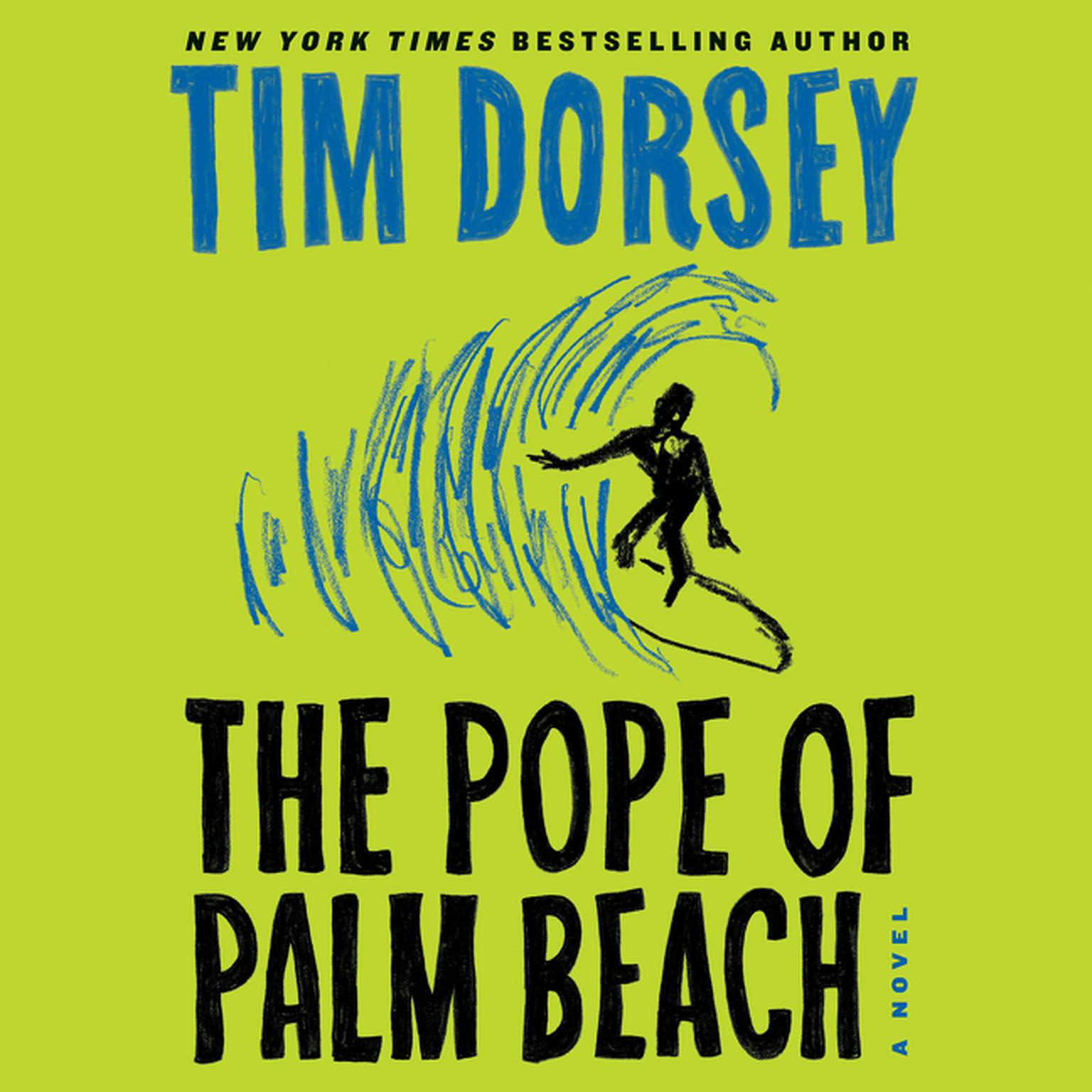 Printable The Pope of Palm Beach: A Novel Audiobook Cover Art