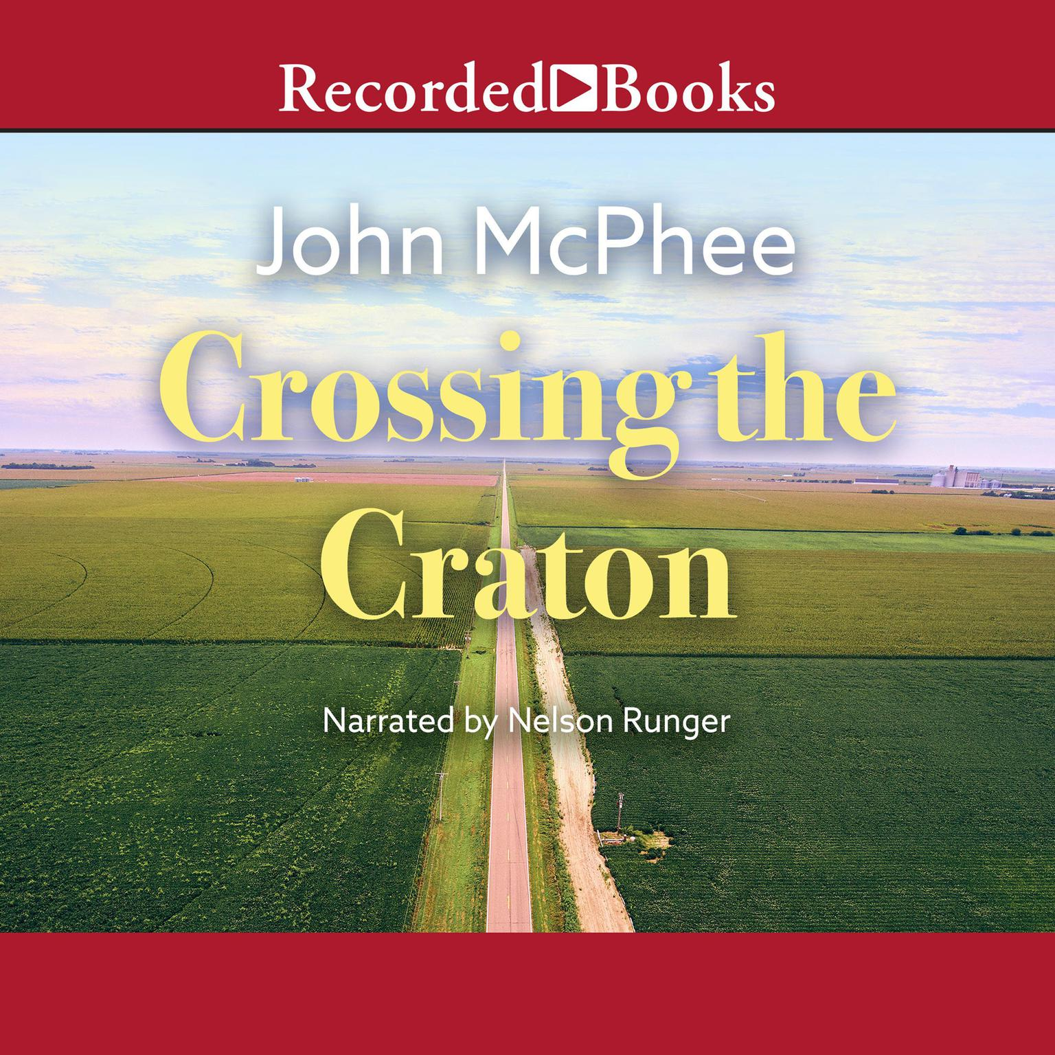 Printable Crossing the Craton Audiobook Cover Art