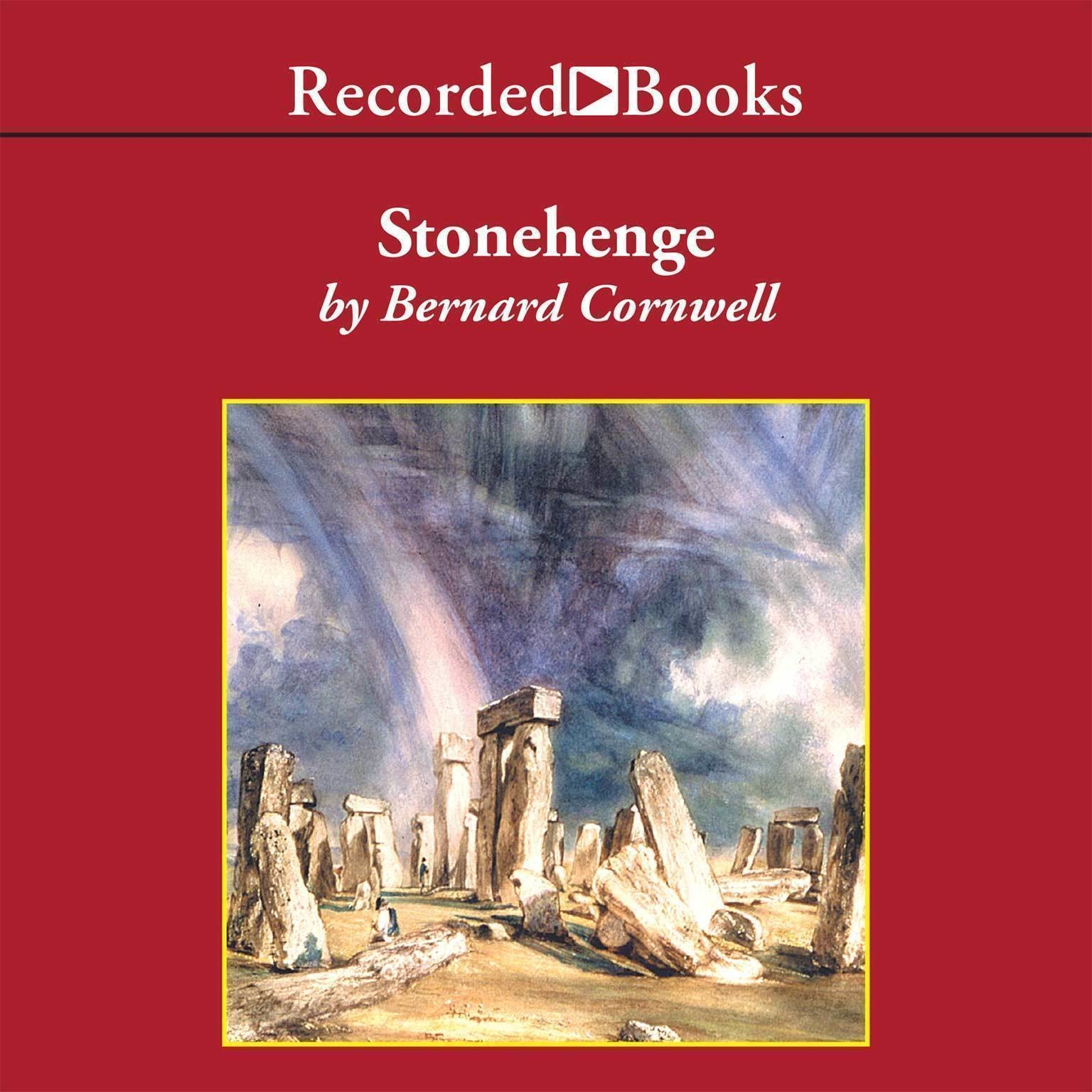 Printable Stonehenge Audiobook Cover Art