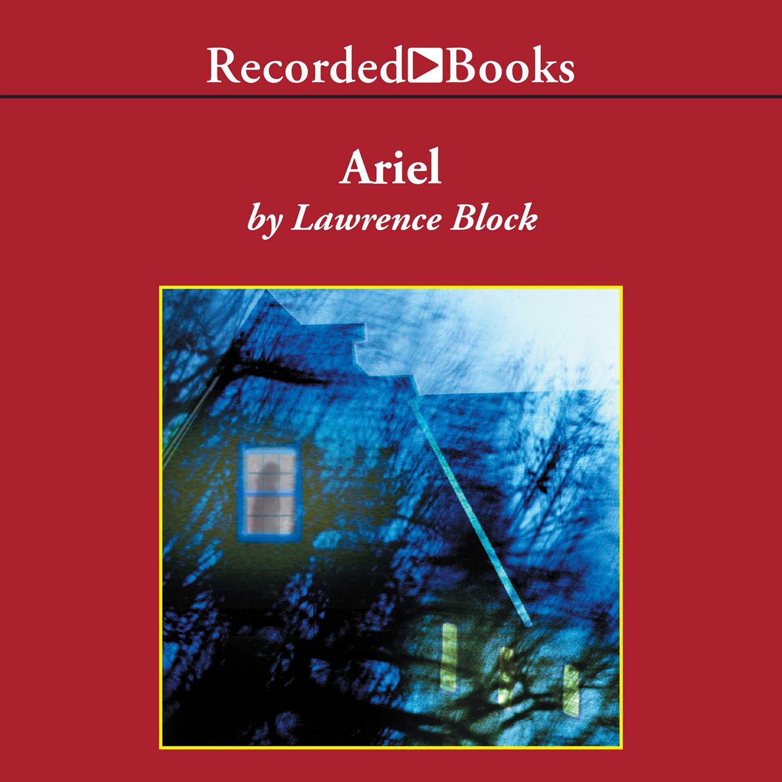 Printable Ariel Audiobook Cover Art