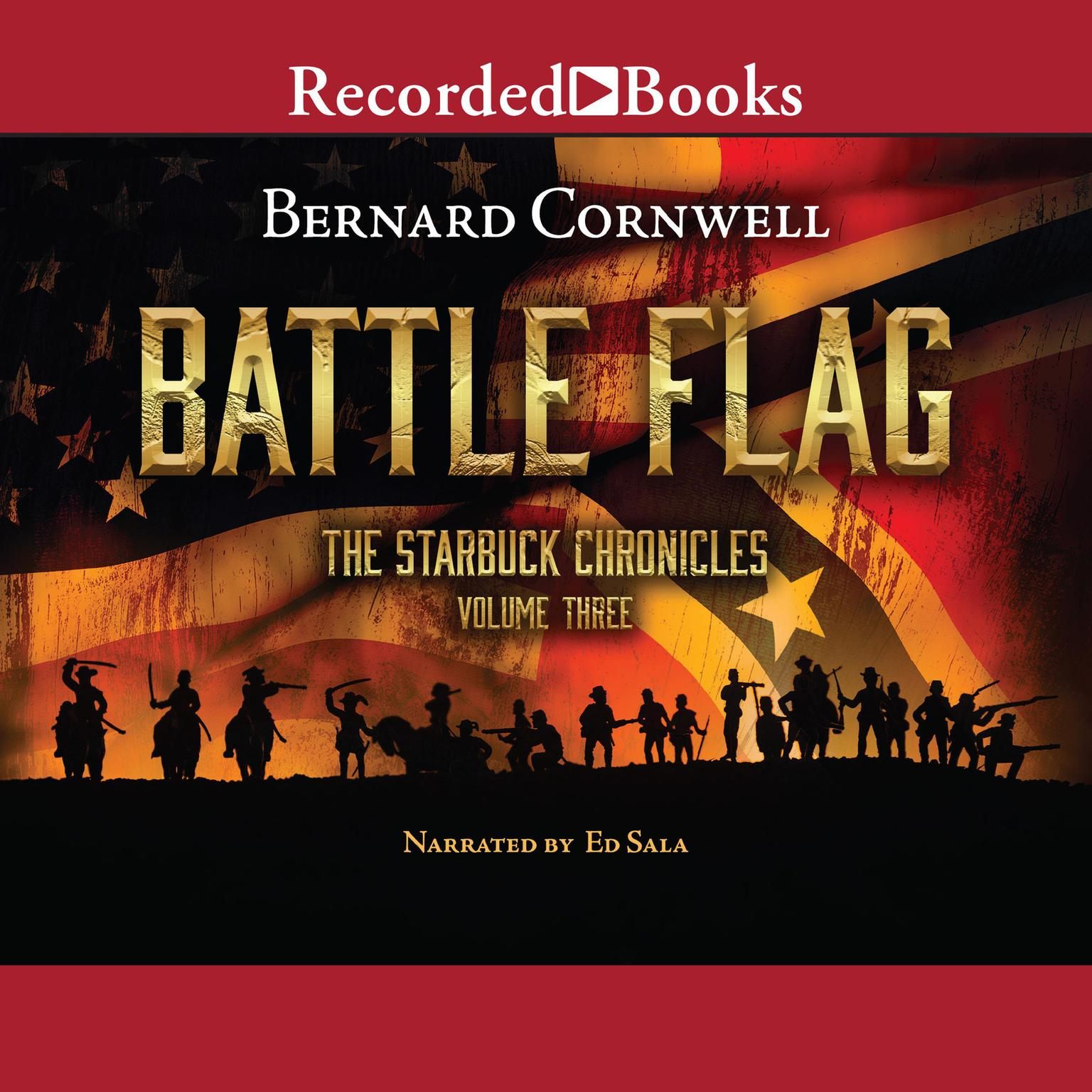 Printable Battle Flag Audiobook Cover Art