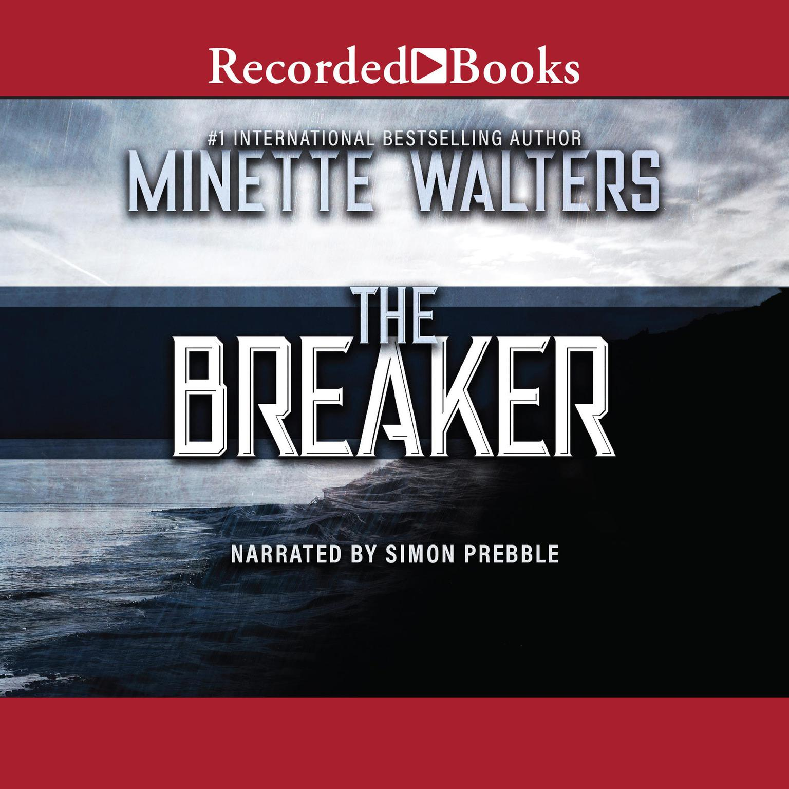 Printable The Breaker Audiobook Cover Art