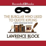 The Burglar Who Liked to Quote Kipling Audiobook, by Lawrence Block