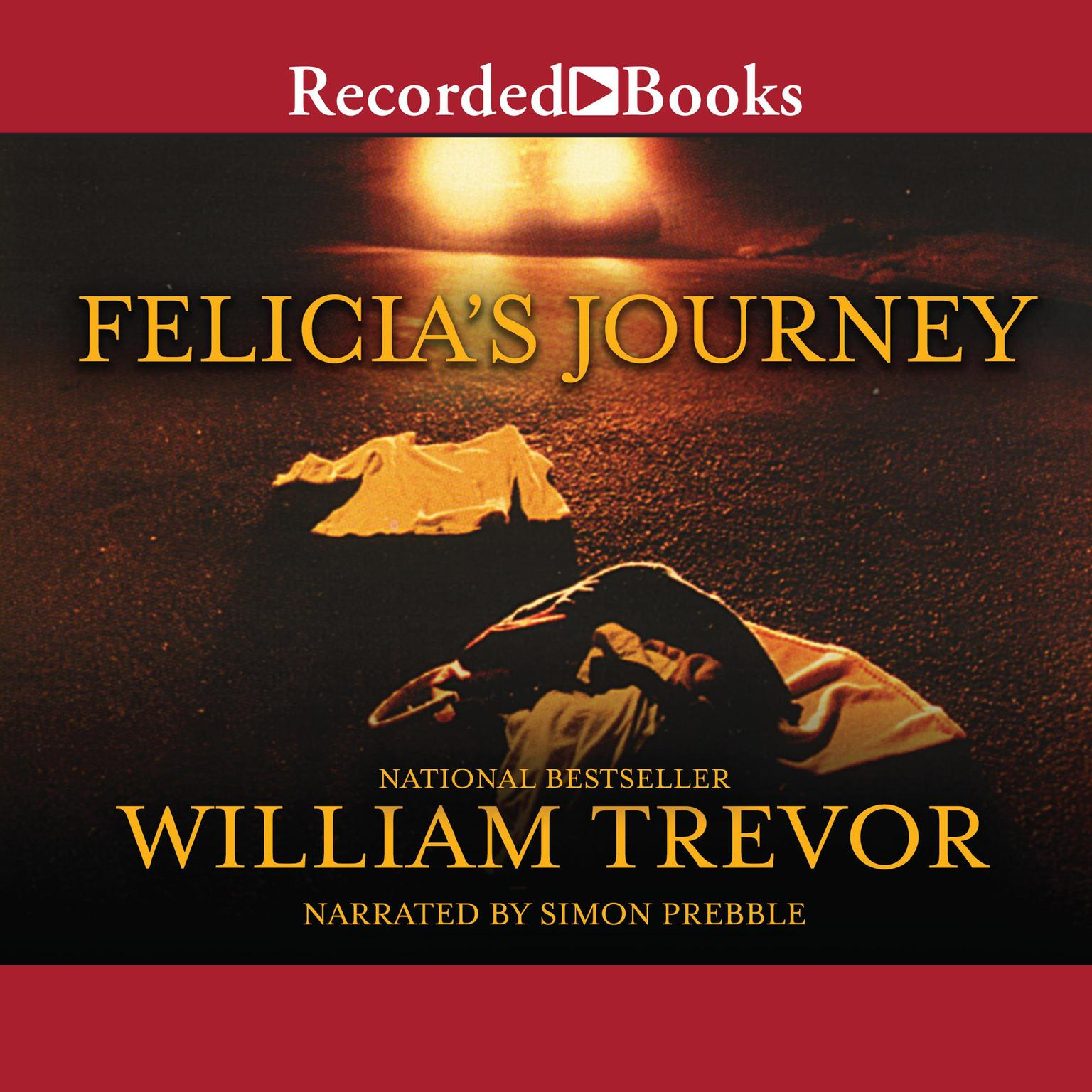 Printable Felicia's Journey Audiobook Cover Art