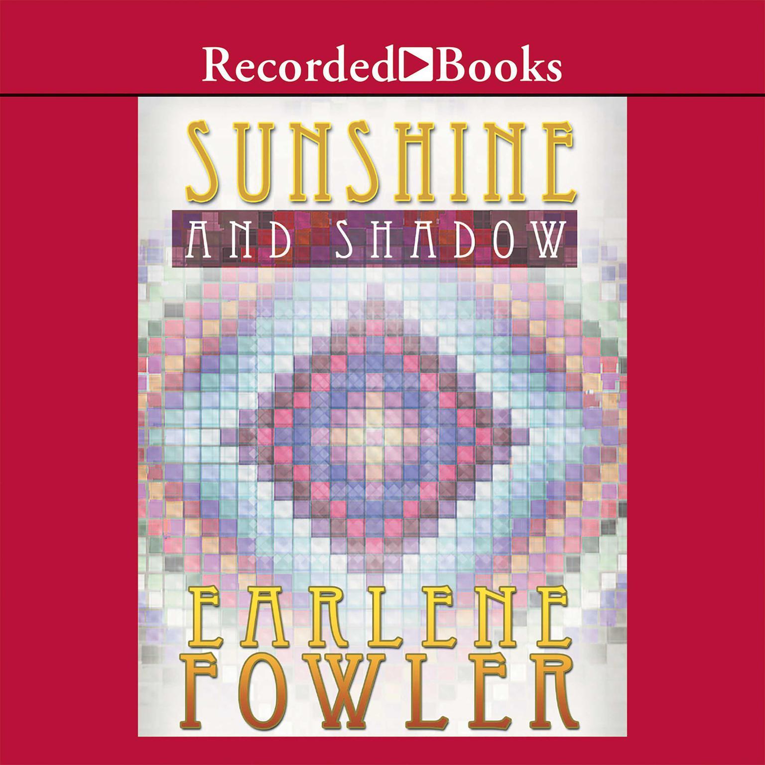 Printable Sunshine and Shadow Audiobook Cover Art