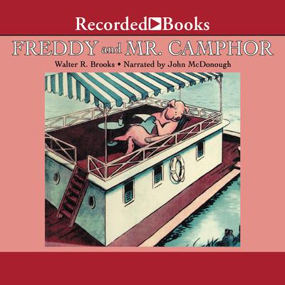 Freddy and Mr. Camphor Audiobook, by