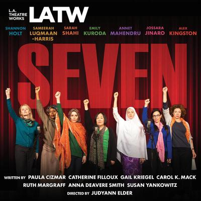 Seven Audiobook, by Anna Deavere Smith