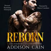 Reborn Audiobook, by Addison Cain