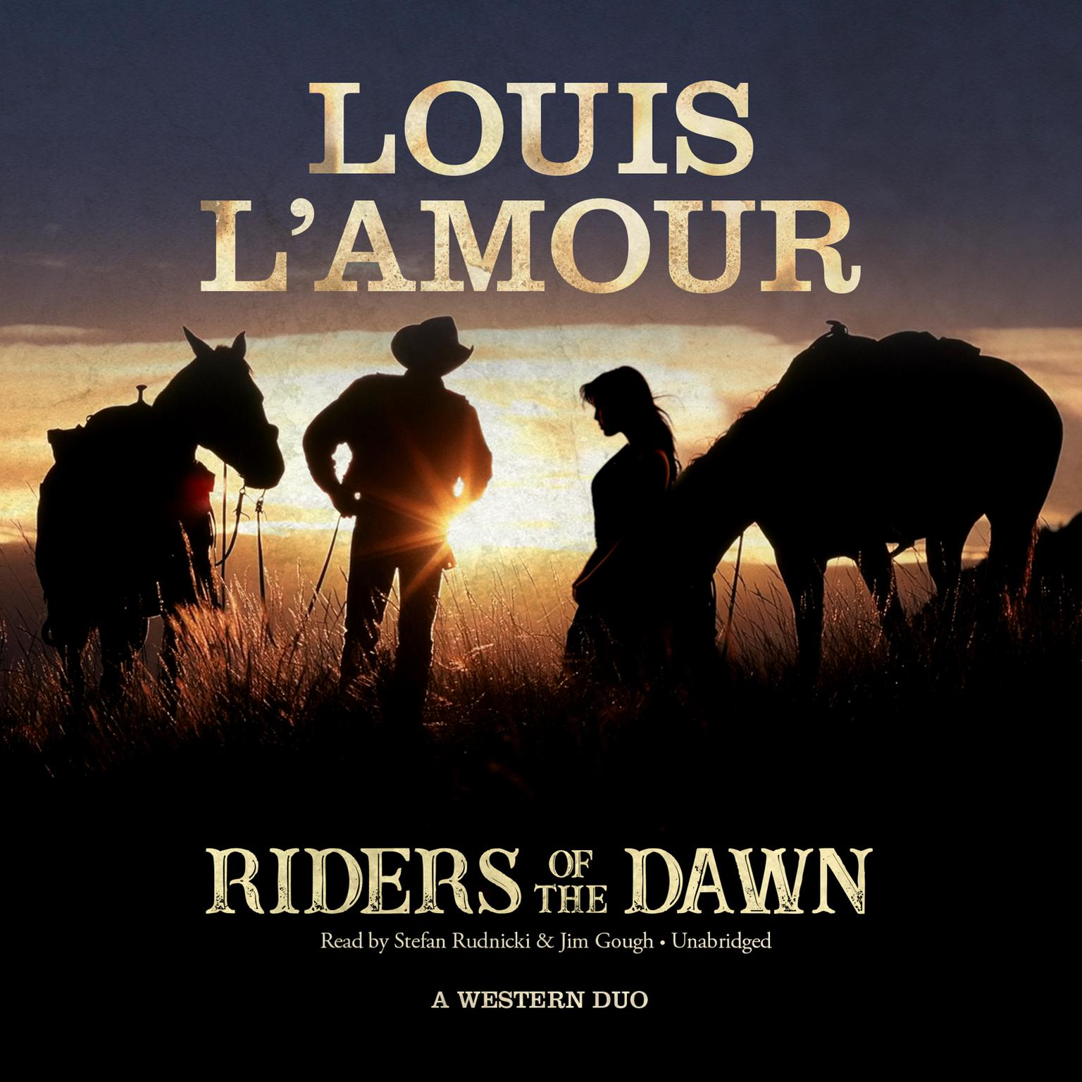 Riders of the Dawn: A Western Duo  Audiobook, by Louis L'Amour