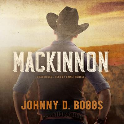 MacKinnon Audiobook, by Johnny D. Boggs