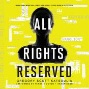All Rights Reserved Audiobook, by Gregory Scott Katsoulis