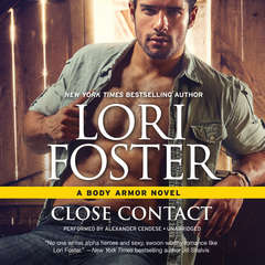 Close Contact: Body Armor Audiobook, by Lori Foster