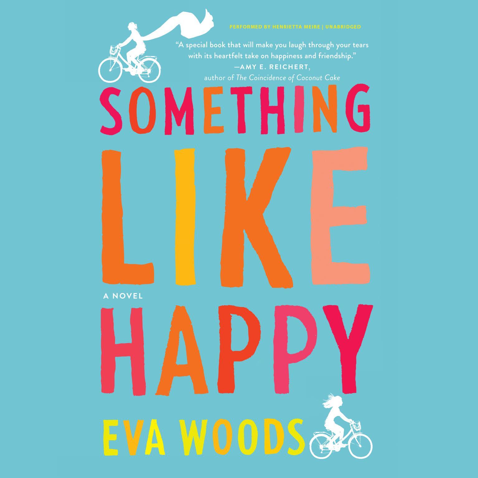 Something like Happy Audiobook, by Eva Woods