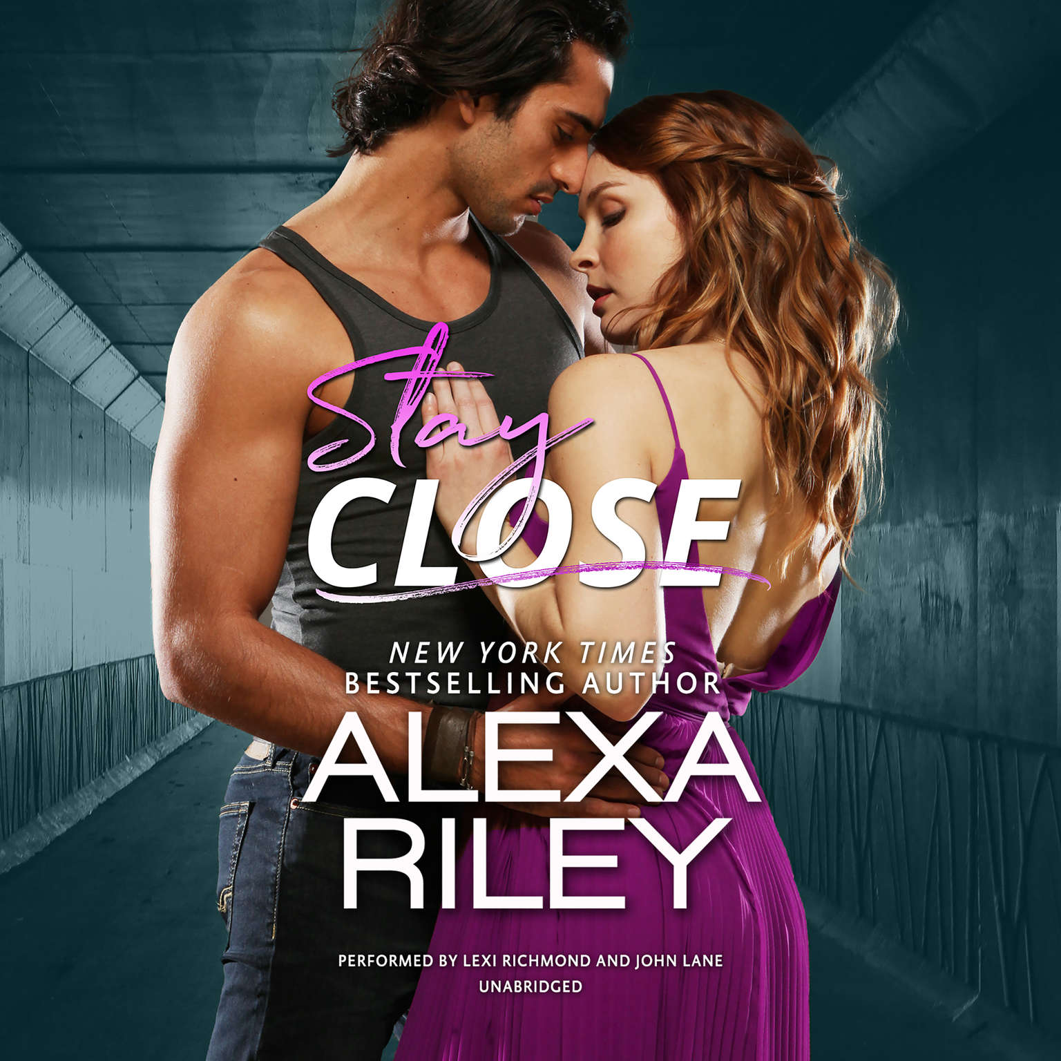 Stay Close Audiobook, by Alexa Riley