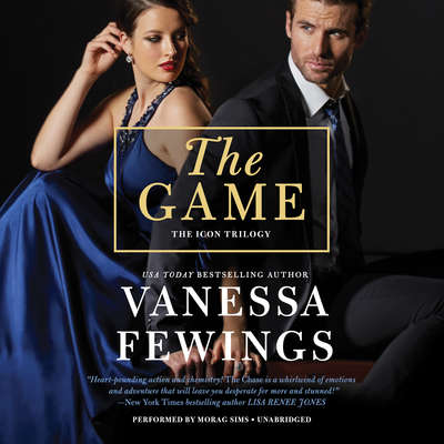 The Game Audiobook, by Vanessa Fewings
