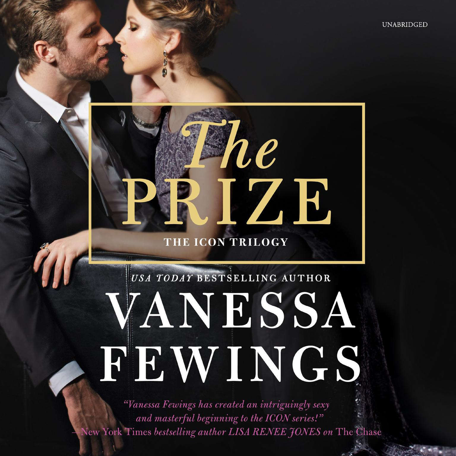 The Prize Audiobook, by Vanessa Fewings