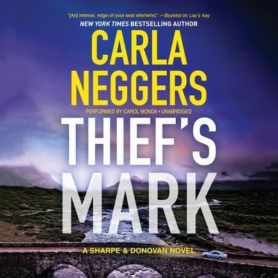 Thiefs Mark Audiobook, by Carla Neggers
