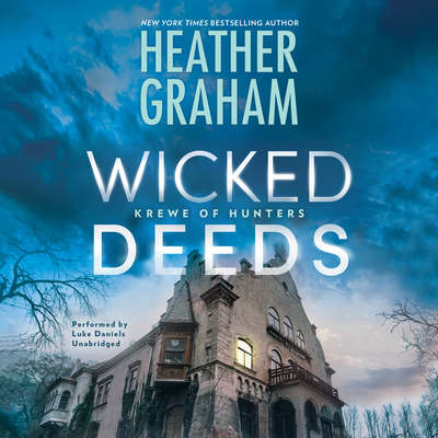 Wicked Deeds: (Krewe of Hunters, #23) Audiobook, by Heather Graham