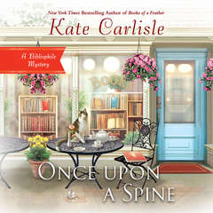 Once Upon a Spine Audiobook, by Kate Carlisle