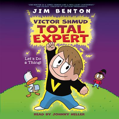 Let's Do a Thing! Audiobook, by Jim Benton