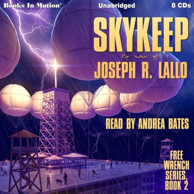 Skykeep Audiobook, by Joseph R. Lallo
