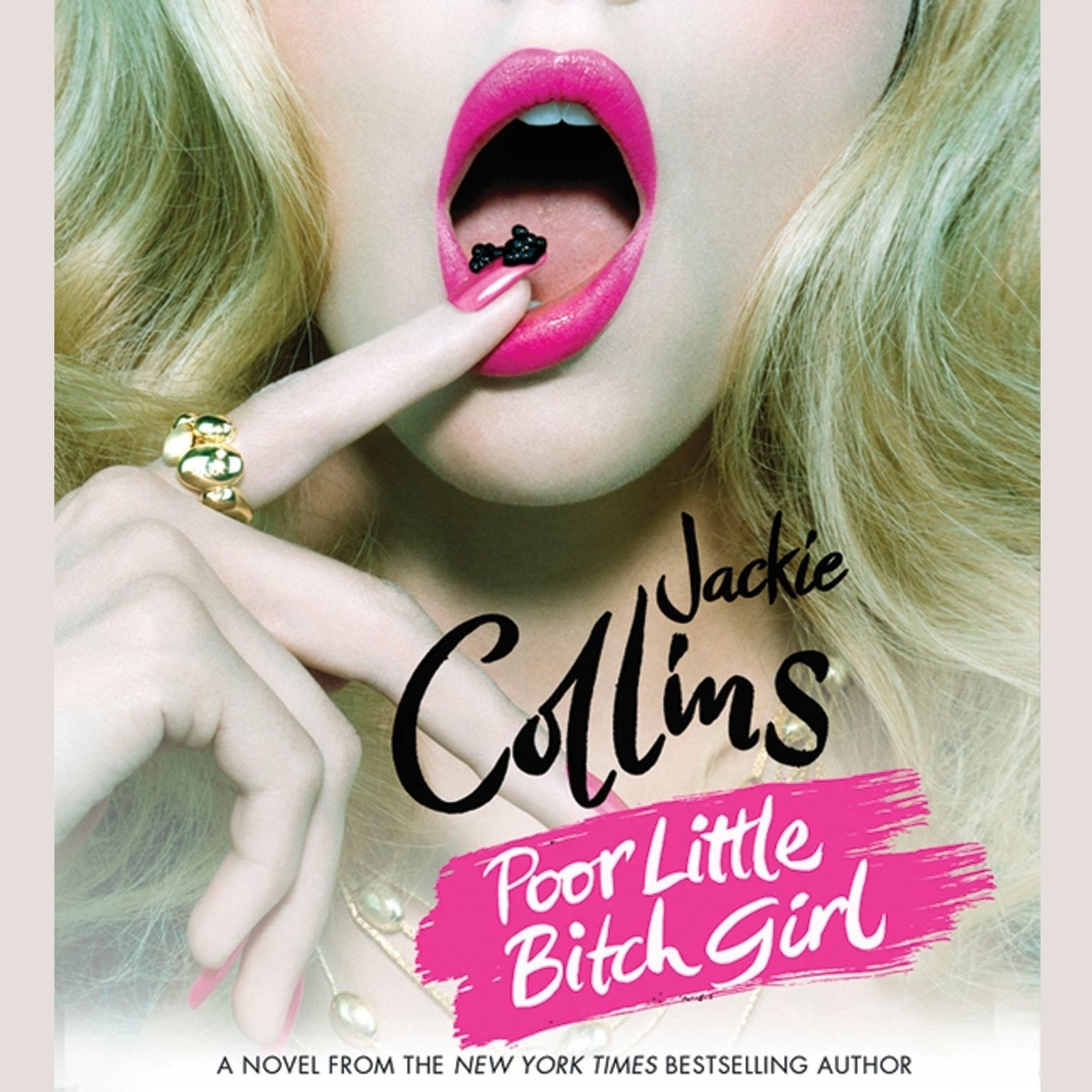 Poor Little Bitch Girl (Abridged) Audiobook, by Jackie Collins